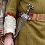 Keltischer Dolch